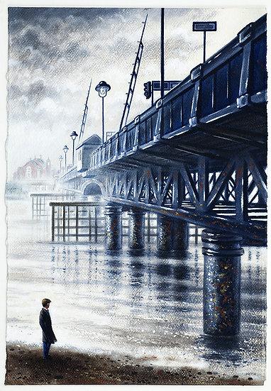 Jubilee Bridge Shoreline