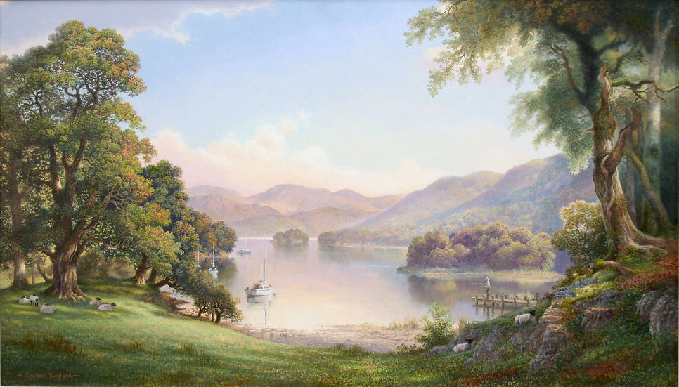Rising Early, Coniston