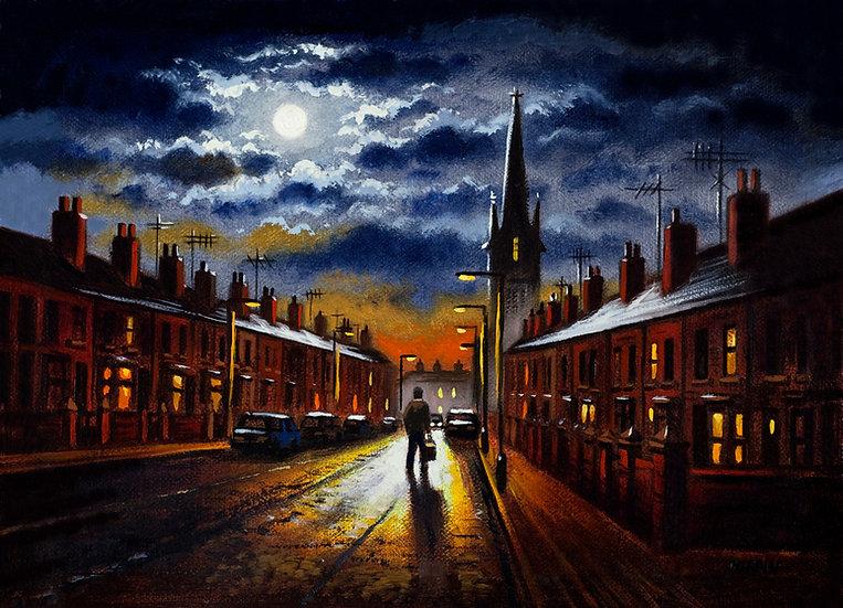 Moonlight Over Brighton Street
