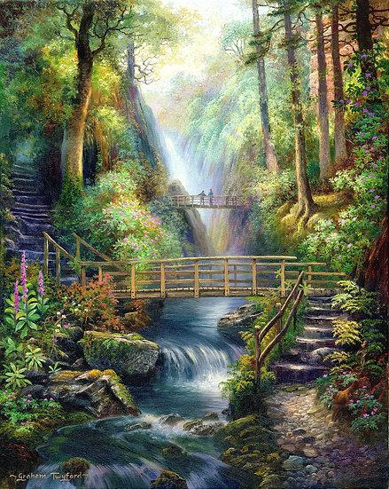 Waterfall Walk, Eskdale