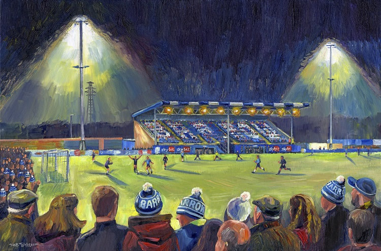 Barrow AFC - Night Game