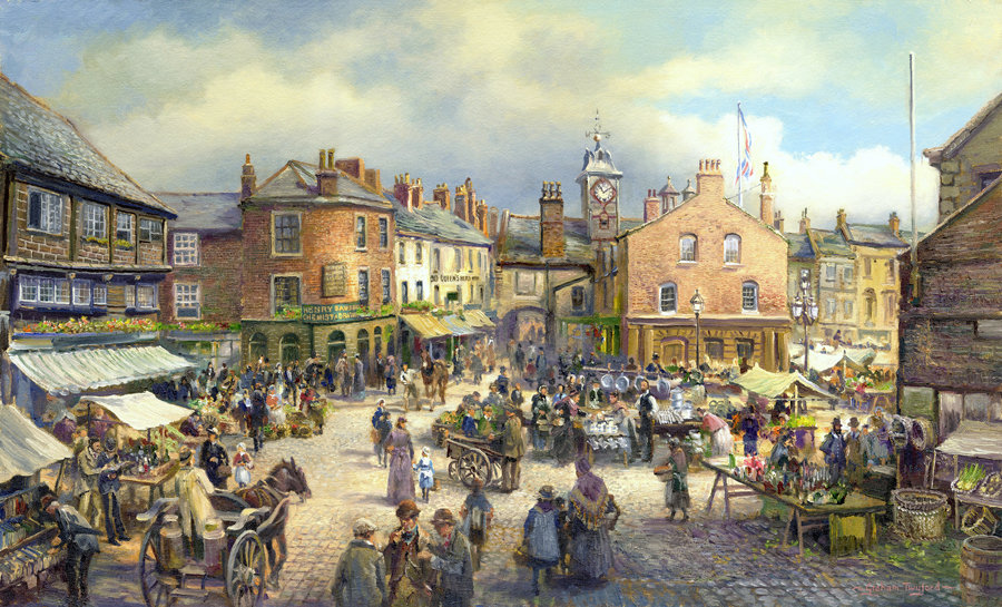 Carlisle - Victorian Green Market