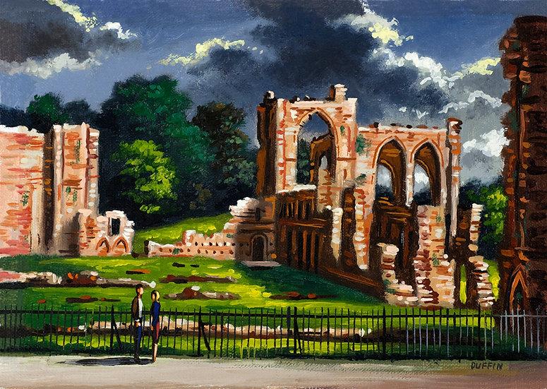 Furness Abbey Drama