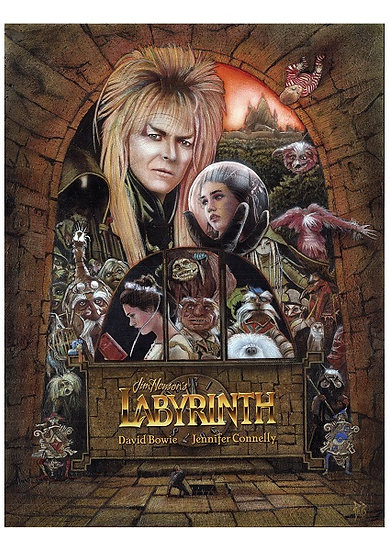 Labyrinth (With Titles)