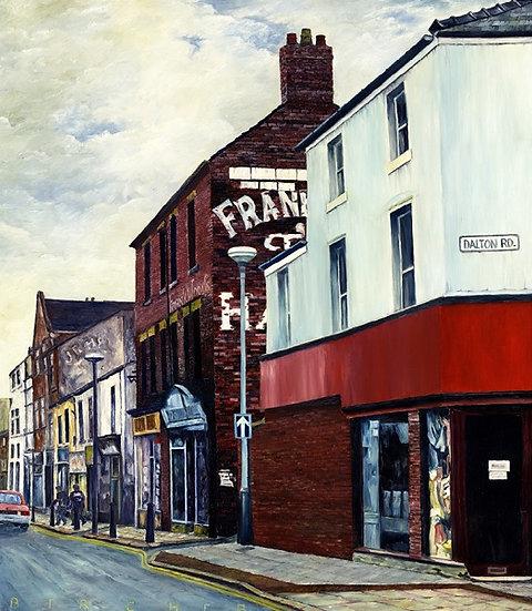 Frank Woodes Shop