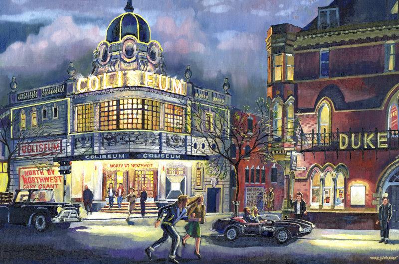 The Coliseum, 1959