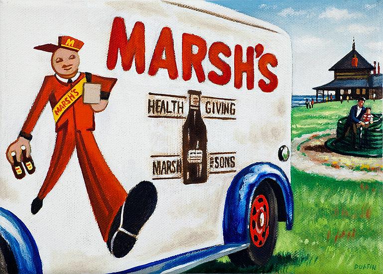 Marsh's