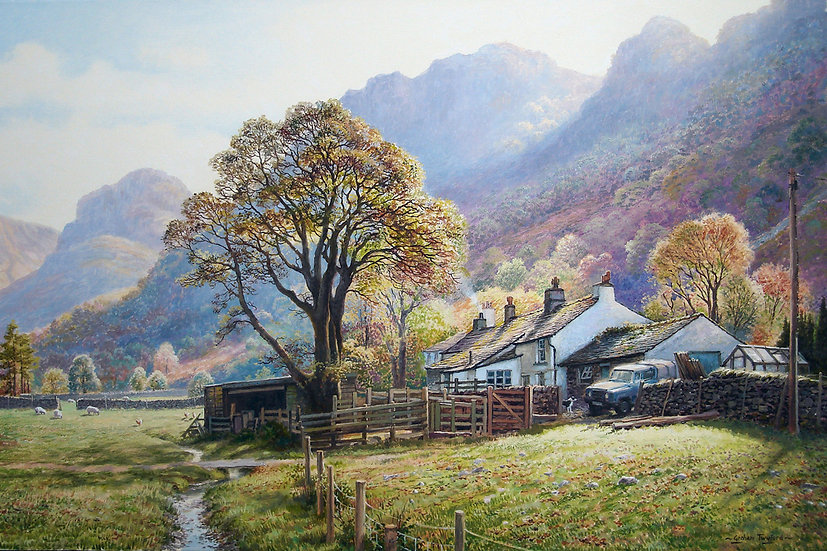 Farmstead, Borrowdale