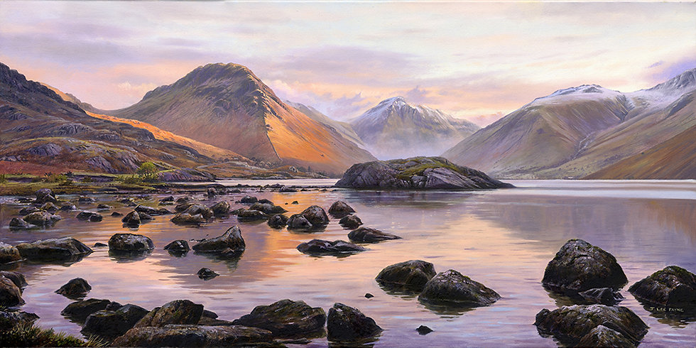 Morning Light, Wastwater