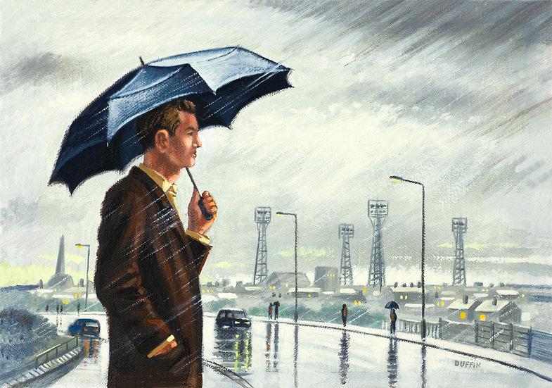 Devonshire Road Rain