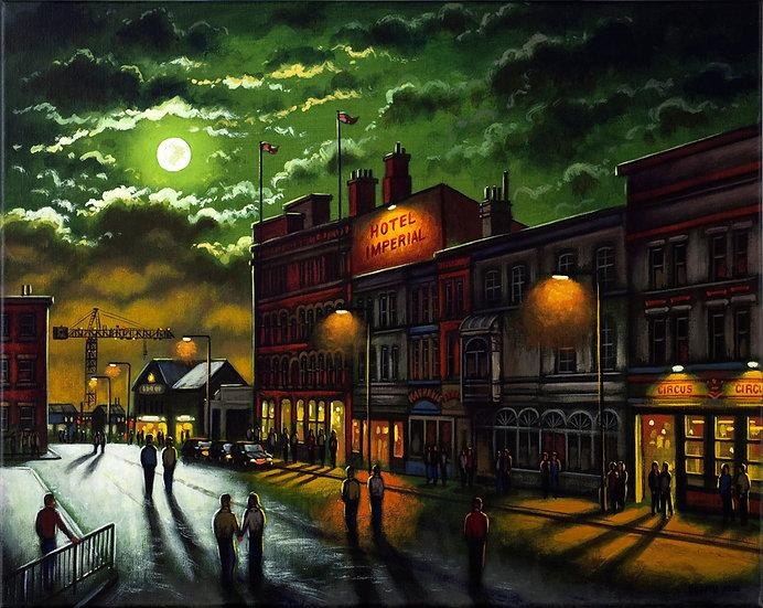 Cornwallis Street Moonlight