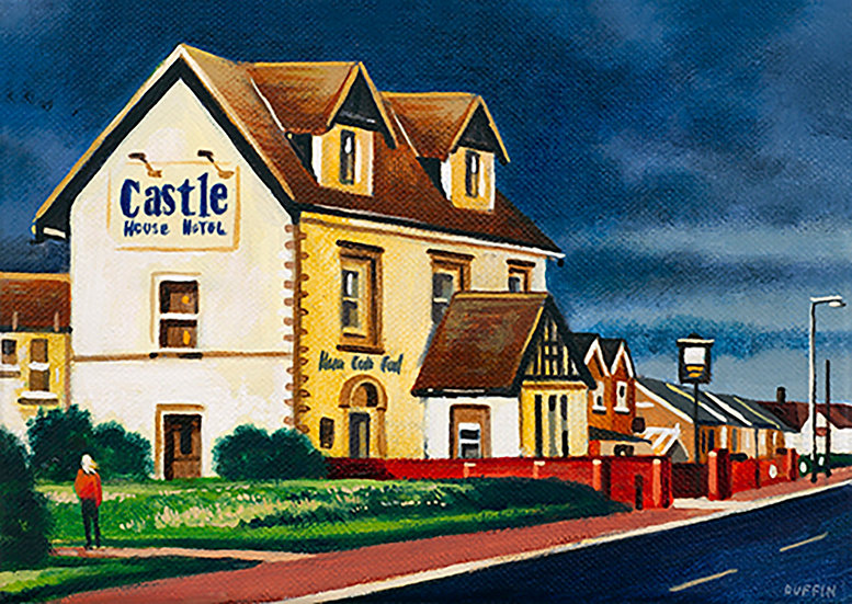 Castle Hotel, Walney Island