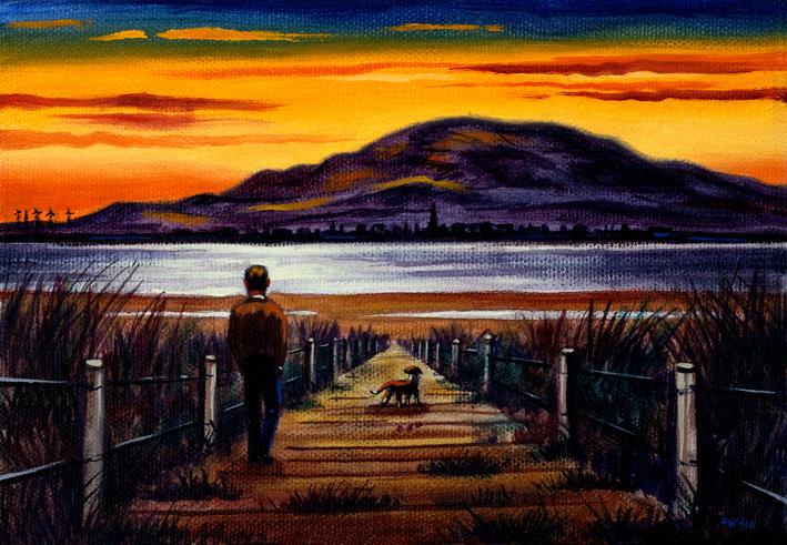 Roanhead November Evening