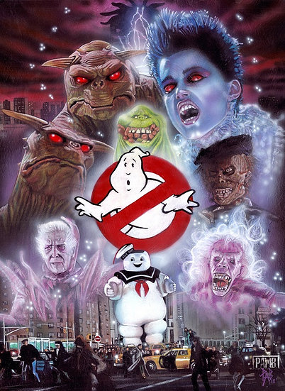 Ghostbusters (Villains)