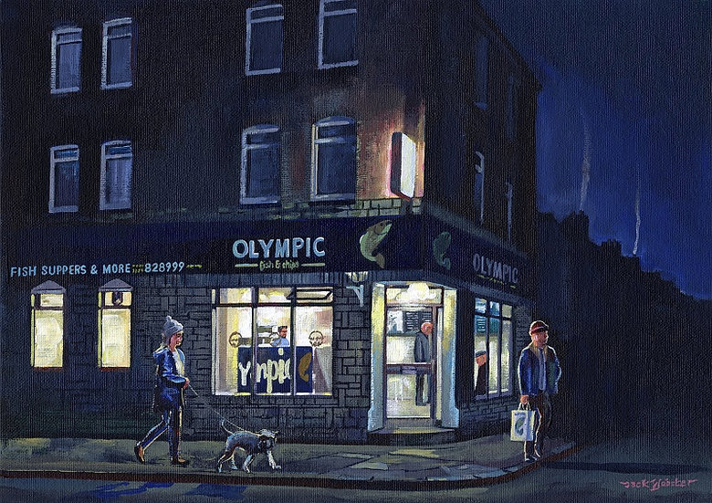 The Olympic Chip Shop