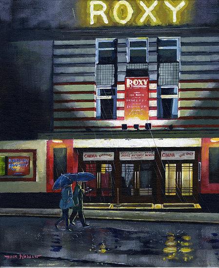 Night At The Roxy Cinema