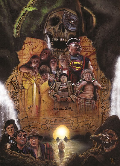 The Goonies (No Titles)