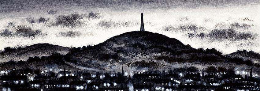 Ulverston Skyline