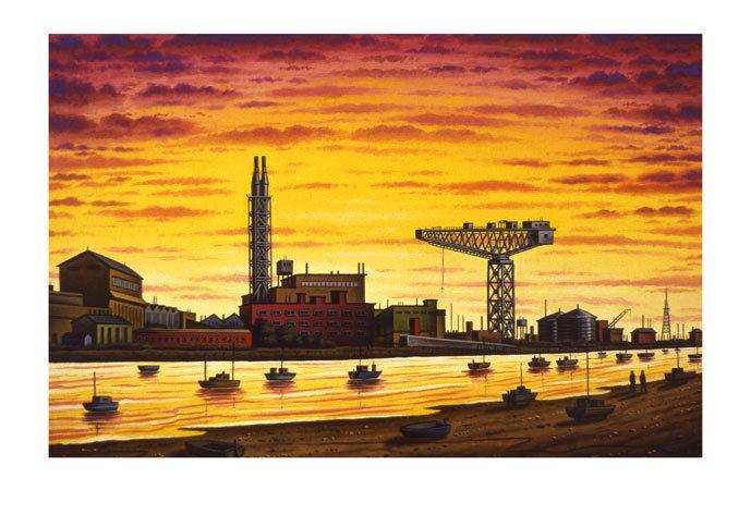 Barrow Shipyard