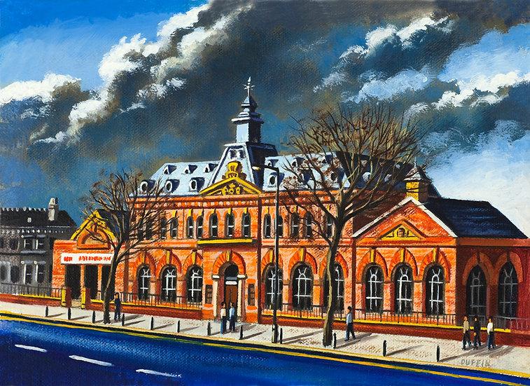 The House of Lords (Barrow Workingmens Club)