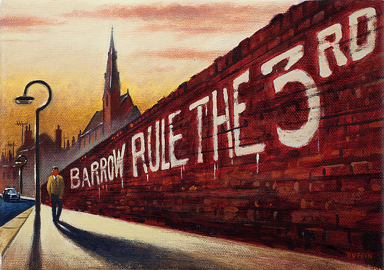 Barrow Rule The 3rd