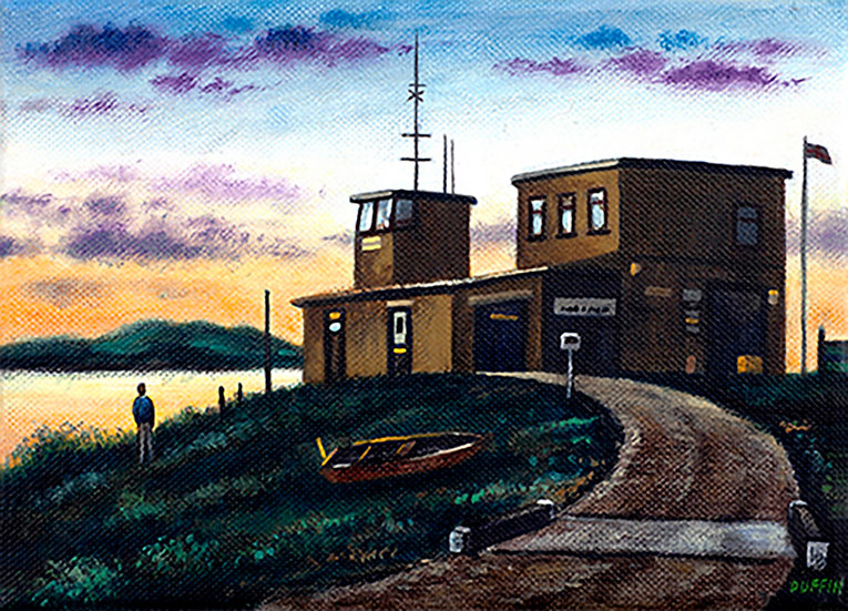Askam Lifeboat Station