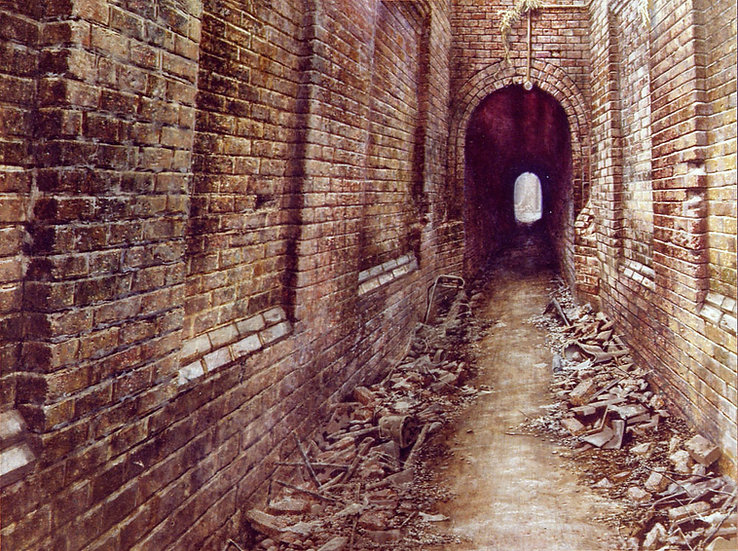 The Ironworks Tunnel