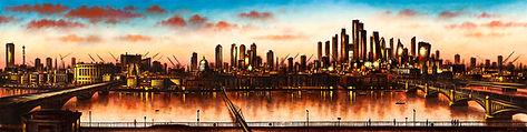 The City Oil 2020 30 x 122 cm (12 x 48 inch).jpg