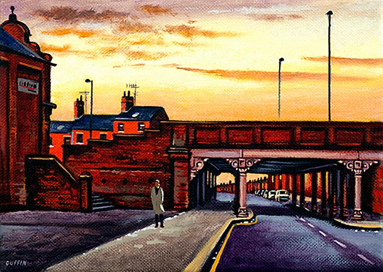 Marsh Street Bridge