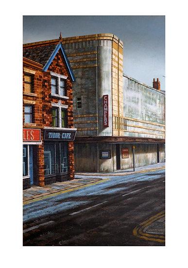Champers Nightclub, Cavendish Street