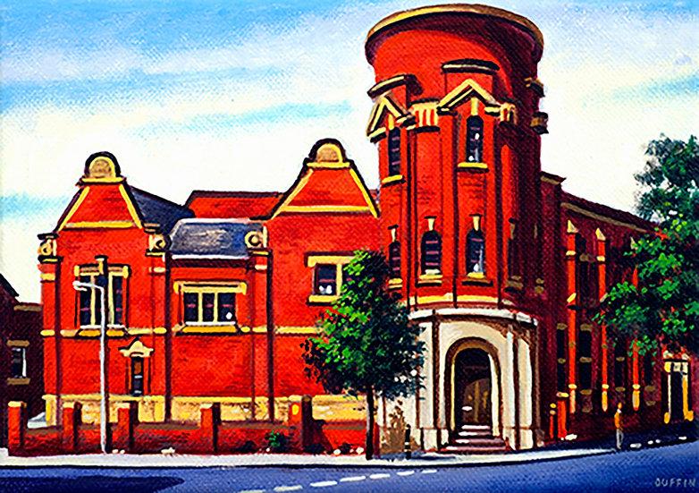 King's Hall on Nelson Street, Barrow