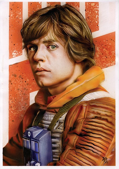 Luke Skywalker (Red 5)