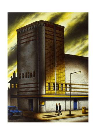 Closed Cinema - The Odeon