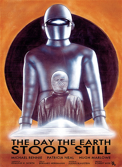 The Day The Earth Stood Still (colour)
