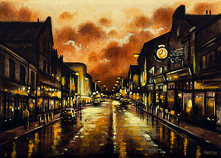Cavendish Street Lights
