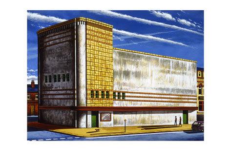 Odeon Building, Cavendish Street