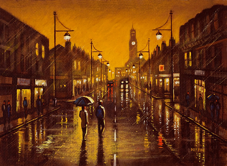 Duke Street Rain