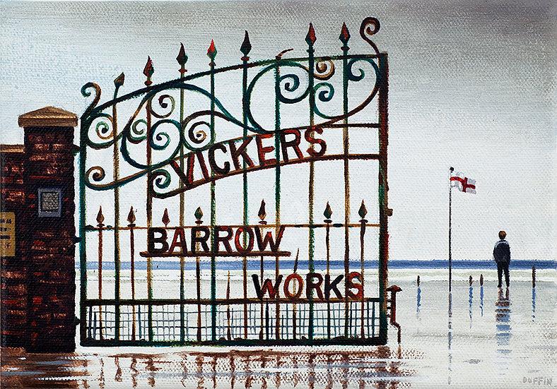 Vickers Barrow Works
