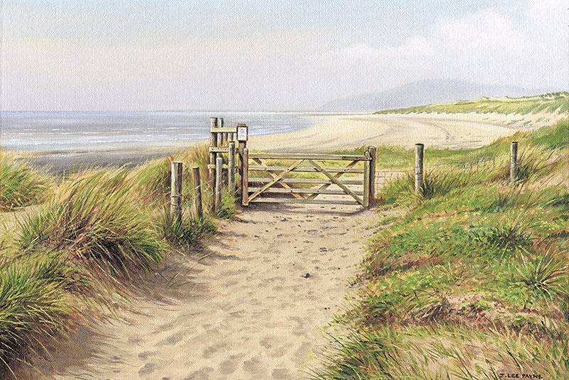Gate to the Beach, Lowsy Point
