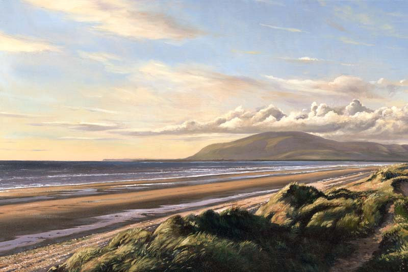 Black Combe seen from North Walney