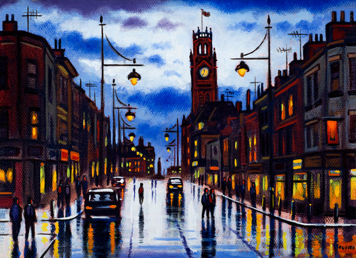 Duke Street After Rain