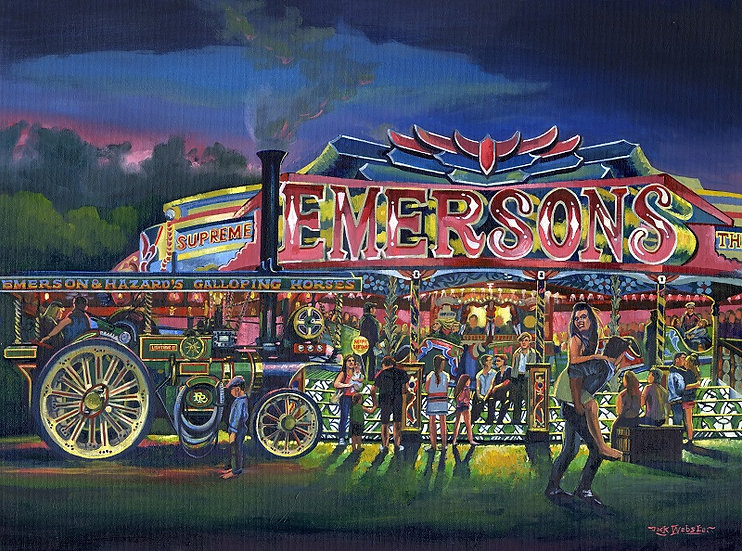Emerson's Supreme Thriller