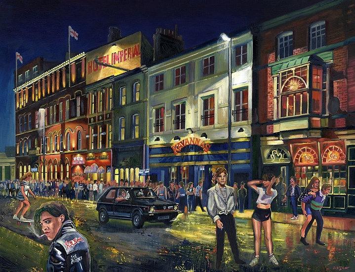 Cornwallis Street Nightlife