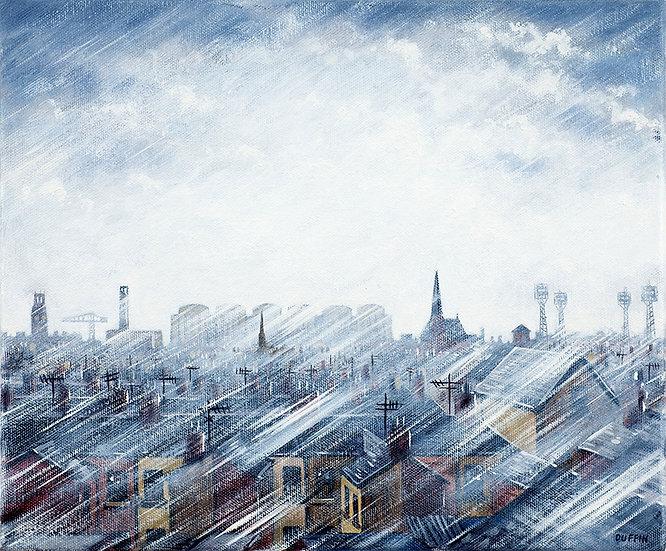 Barrow Skyline - Winter