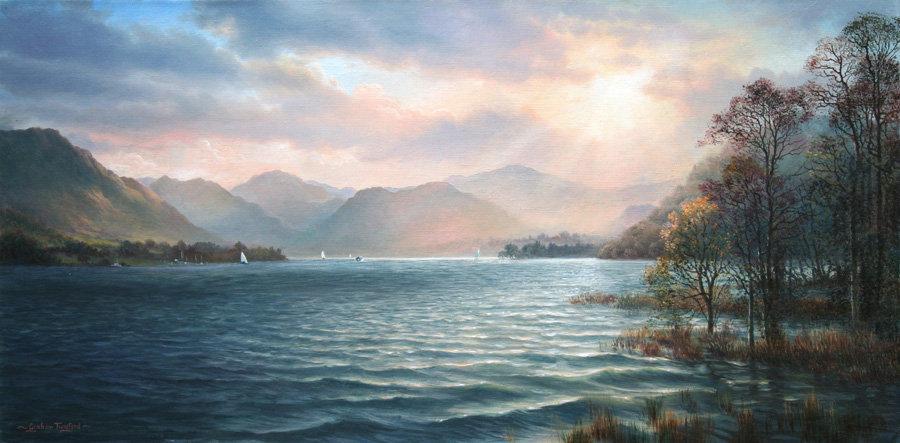 Westering Light Ullswater