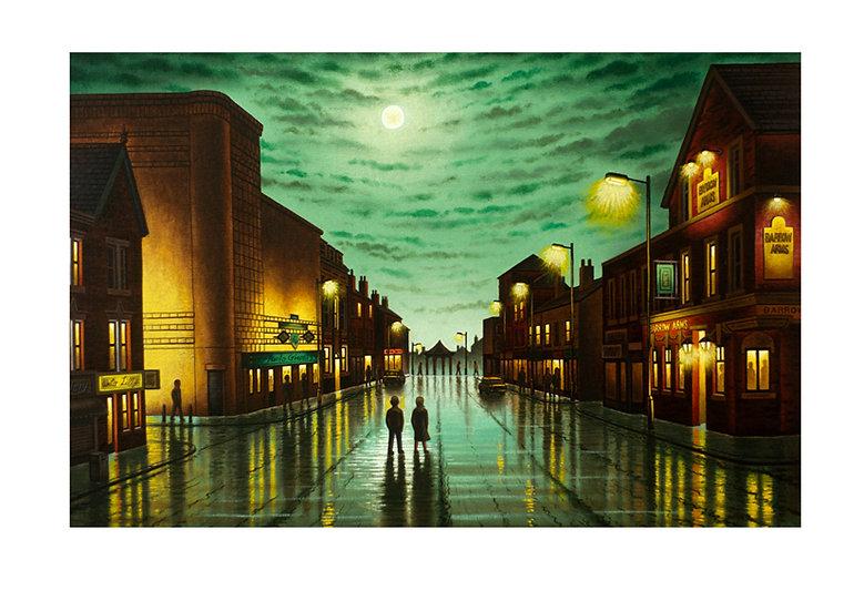 Cavendish Street Moonlight