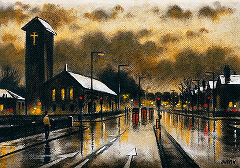 Abbey Road - St. Mathews Church