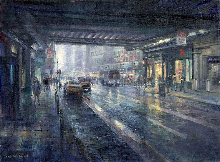 Glasgow - Under Central Station