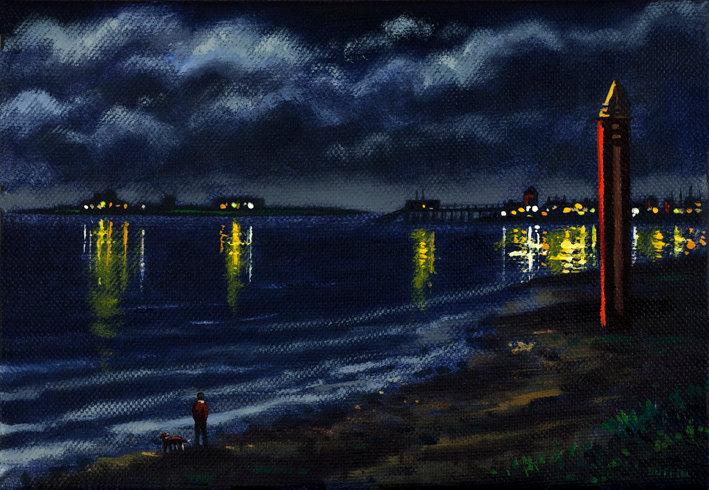 Rampside by Night