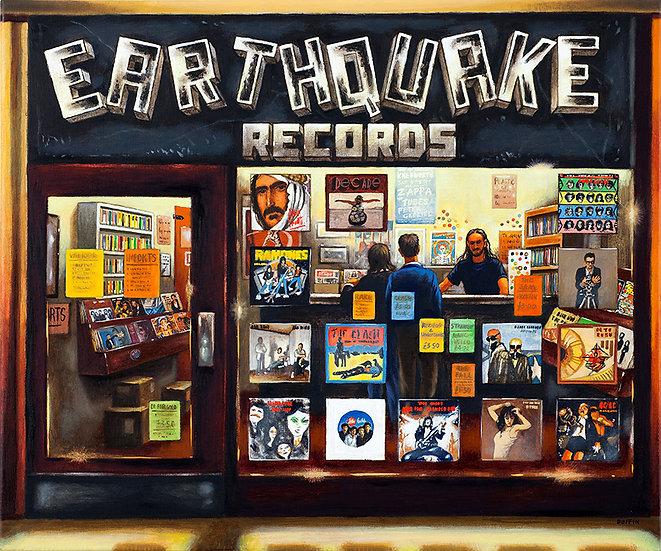 Earthquake Records (1978)